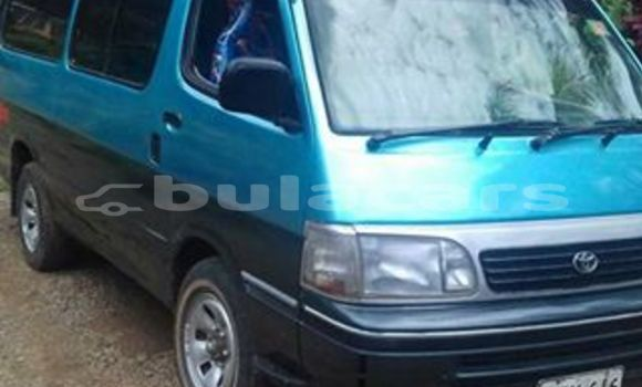Buy Used Toyota Hiace Other Car in Labasa in Northern