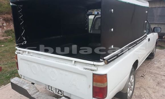 Buy Used Toyota Hilux White Car in Ba in Western