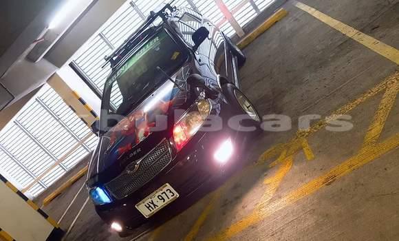 Buy Used Toyota Fielder Black Car in Navua in Central