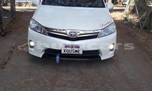 Buy Used Toyota Sai White Car in Nadi in Western