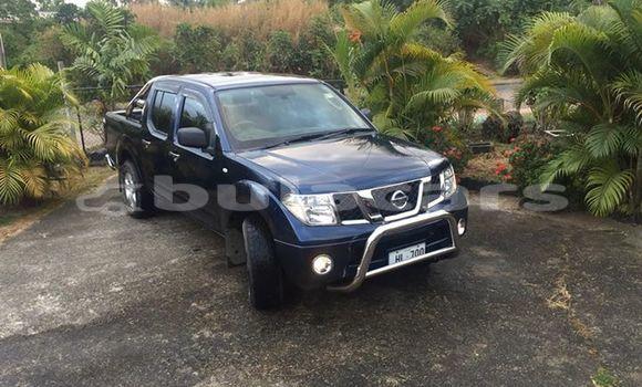 Buy Used Nissan Navara Blue Car in Suva in Central