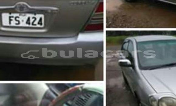 Buy Used Toyota Corolla Silver Car in Navua in Central