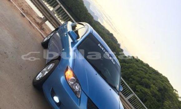 Buy Used Mazda Mazda 3 Blue Car in Labasa in Northern