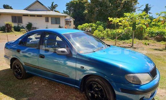Buy Used Nissan Sunny Blue Car in Lautoka in Western