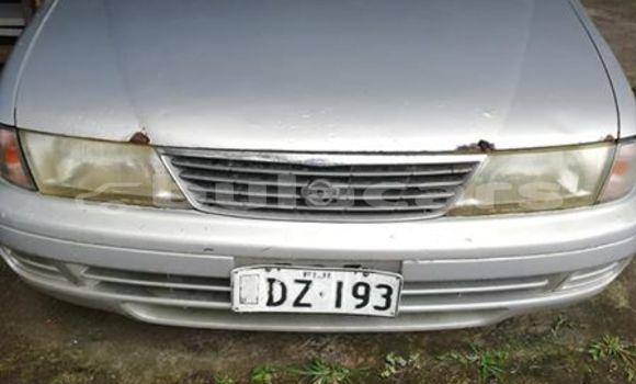 Buy Used Nissan Sunny Silver Car in Suva in Central