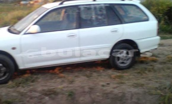 Buy Used Mitsubishi Lancer White Car in Suva in Central