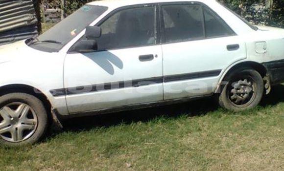 Buy Used Mazda 323 White Car in Suva in Central