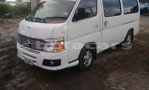 Buy Used Nissan Urvan White Car in Suva in Central