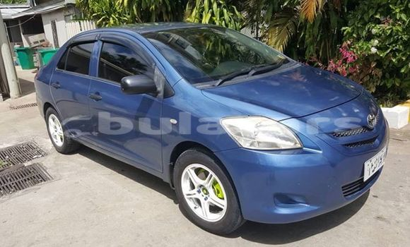 Buy Used Toyota Yaris Blue Car in Suva in Central
