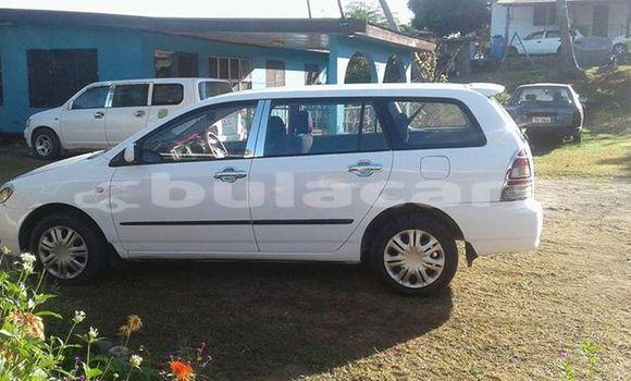 Buy Used Toyota Fielder White Car in Nadi in Western