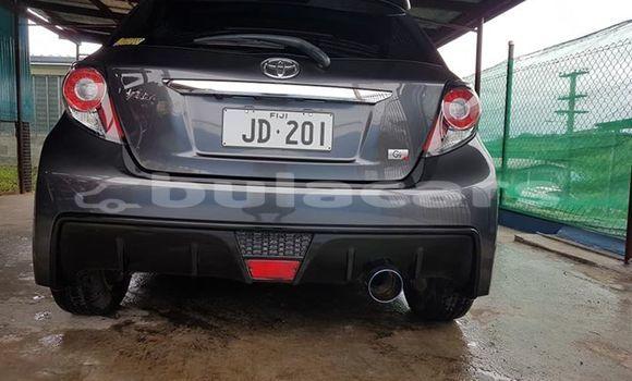 Buy Used Toyota Vitz Silver Car in Suva in Central
