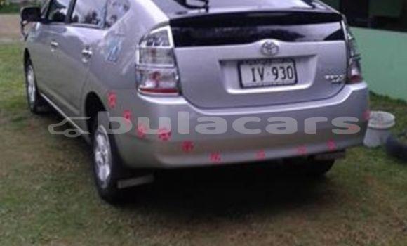 Buy Used Toyota Prius Silver Car in Sigatoka in Western