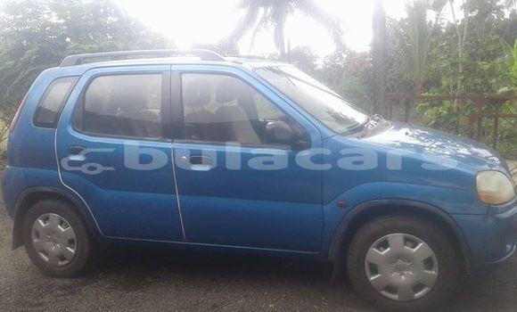 Buy Used Suzuki Ignis Blue Car in Suva in Central