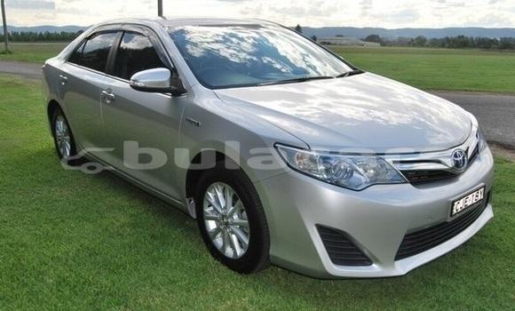 Buy Used Toyota Camry Silver Car in Nadi in Western