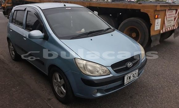 Buy Used Hyundai Getz Other Car in Suva in Central