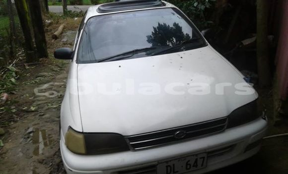 Buy Used Toyota Corona White Car in Suva in Central