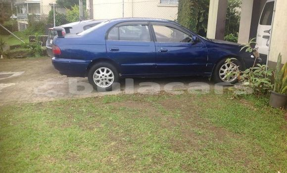 Buy Used Toyota Camry Blue Car in Suva in Central
