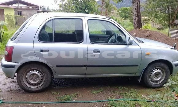Buy Used Nissan March Silver Car in Lautoka in Western