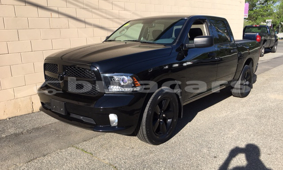 Buy Used Dodge RAM Black Car in Naroi in Eastern