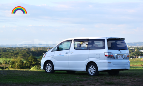 Buy Used Toyota Alphard Black Car in Nadi in Western