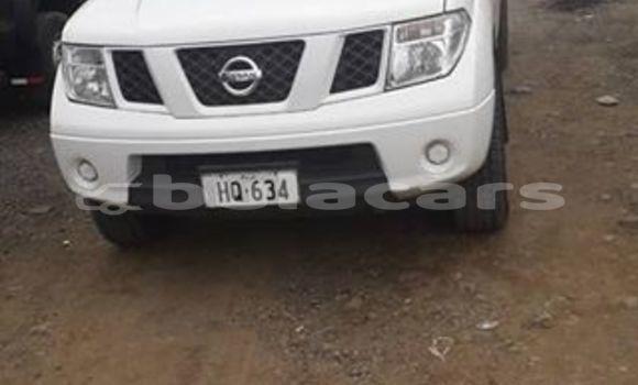 Buy Used Nissan Navara White Car in Nadi in Western