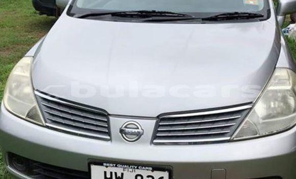 Buy Used Nissan Tiida Silver Car in Nadi in Western