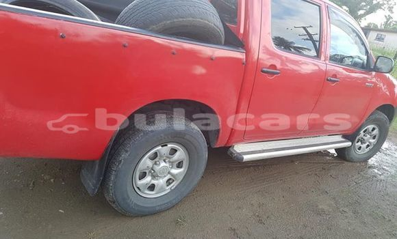 Buy Used Toyota Hilux Red Car in Nausori in Central