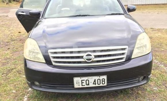 Buy Used Nissan Cefiro Black Car in Suva in Central