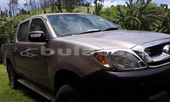 Buy Imported Toyota Hilux Grey Car in Suva in Central
