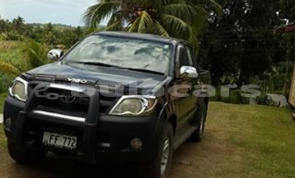 Buy Imported Toyota Hilux Black Car in Labasa in Northern