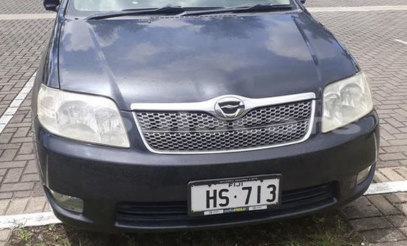 Buy Imported Toyota Fielder Black Car in Suva in Central