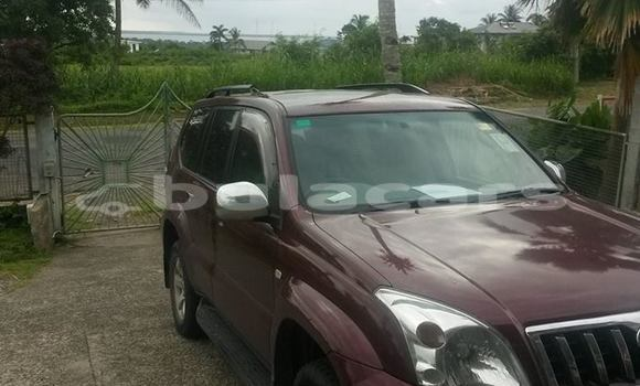 Buy Used Toyota LandcruiserPrado Other Car in Vunisea in Eastern