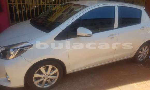 Buy Imported Toyota Yaris White Car in Labasa in Northern