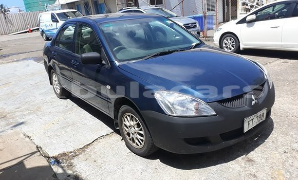Buy Used Mitsubishi Lancer Blue Car in Suva in Central