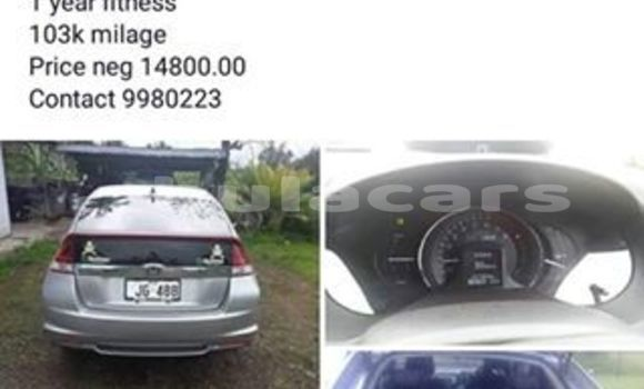 Buy Used Honda Insight Silver Car in Nausori in Central