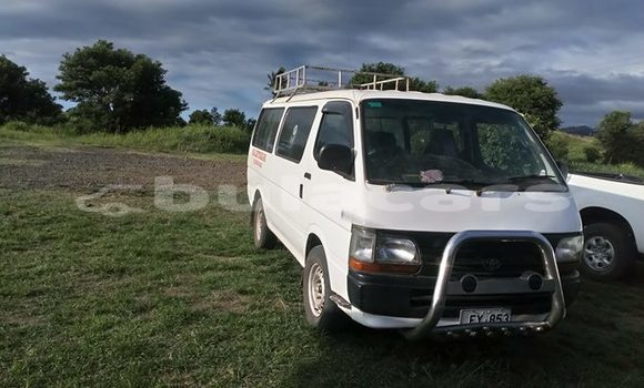 Buy Used Toyota Hiace White Car in Ba in Western