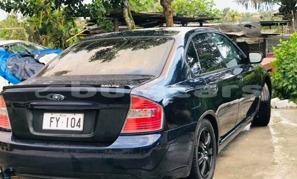 Buy Used Subaru Legacy Black Car in Suva in Central