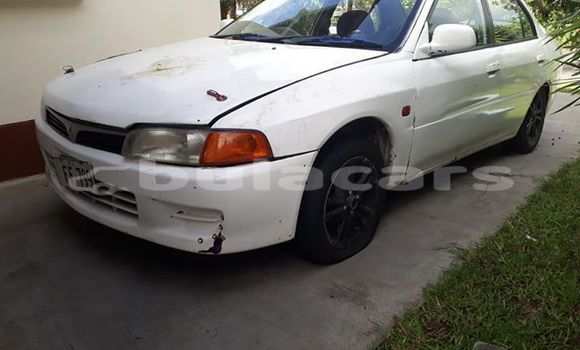 Buy Used Mitsubishi Lancer White Car in Suva in Central