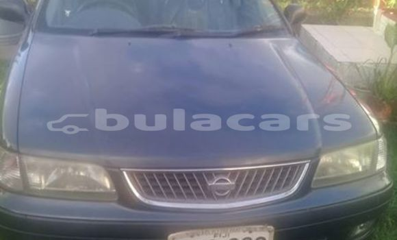 Buy Used Nissan Sunny Black Car in Lautoka in Western