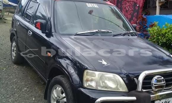 Buy Used Honda CRV Black Car in Nausori in Central