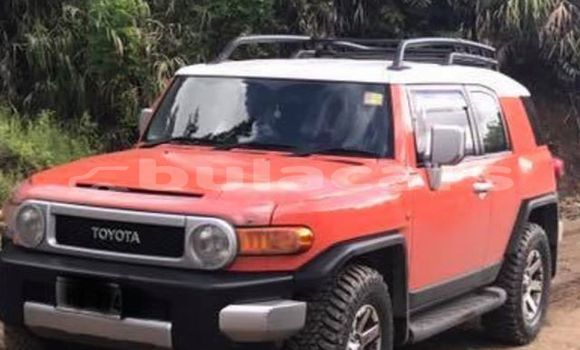 Buy Used Toyota FJ Cruiser Other Car in Suva in Central