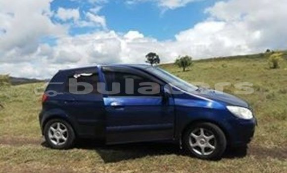 Buy Used Hyundai Getz Other Car in Vatukoula in Western