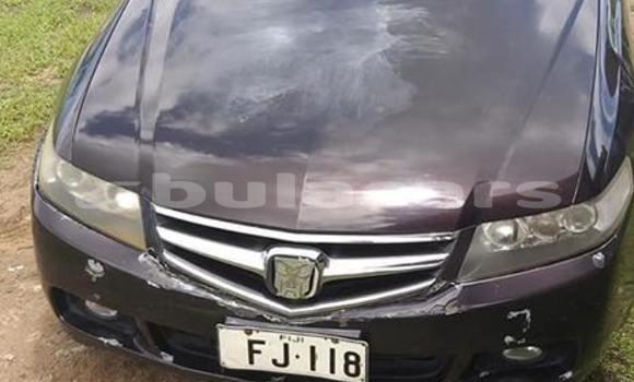Buy Used Honda Accord Black Car in Suva in Central