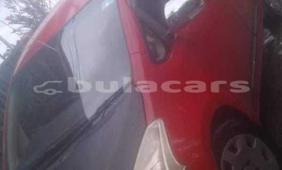 Buy Used Toyota Ractis Red Car in Nausori in Central