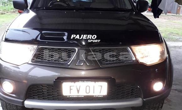 Buy Used Mitsubishi Nativa Grey Car in Suva in Central